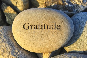 Gratitude_stone Purpose Project